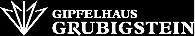 Grubighütte - Logo