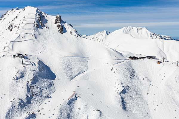Gipfelhaus Grubighütte Lermoos